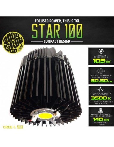 TODOGROWLED TGL STAR 100