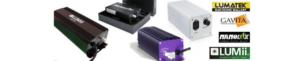 Ballasts Electronique