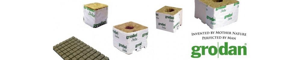 Cubes laine de roche
