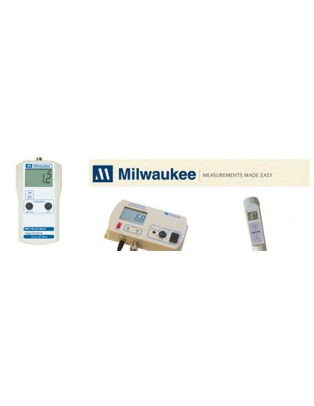 Testeurs PH Milwaukee