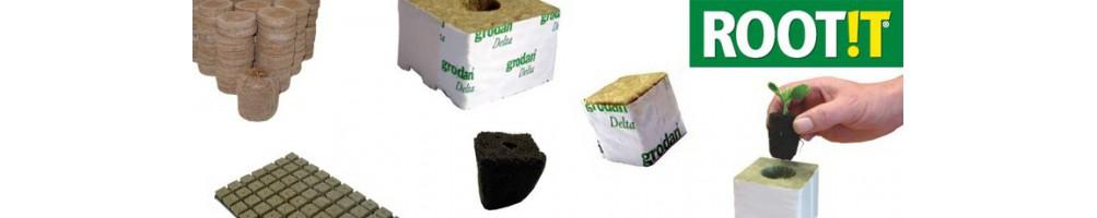 Substrats pour boutures et germination