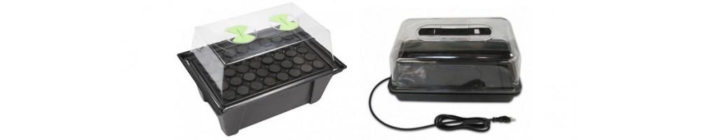 Serres et box pour boutures